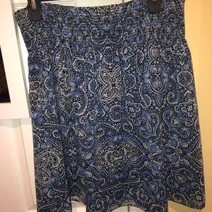 ✨NWT WHITE HOUSE|BLACK MARKET skirt!✨